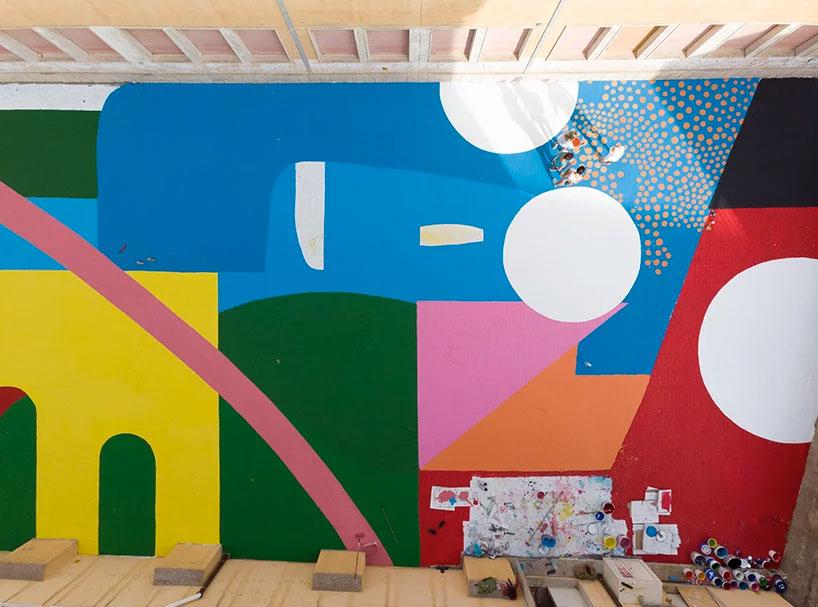HENSE artist Designboom
